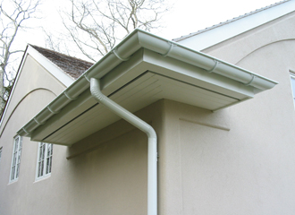 DQG - Duda's Quality Gutters. Professional Copper and Aluminum Gutter